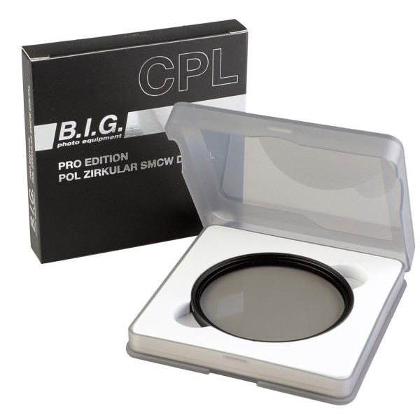 B.I.G. PRO Edition Zirkular Pol SMCW Digital 55mm