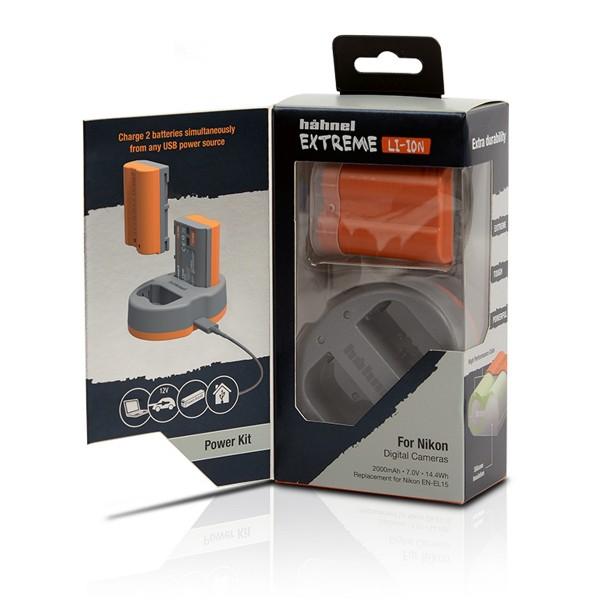 Hähnel EXTREME Power Kit HLX-EL15HP Nikon