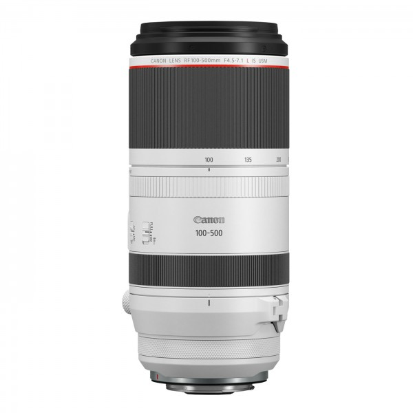 Canon RF 4,5-7,1/100-500mm L IS USM