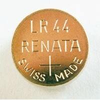 Batterie LR 44 / V13GA 1,5 V 2er Pack