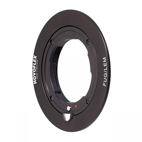 Novoflex Adapter Leica M Objektive an Fuji G