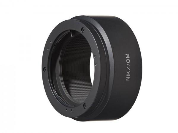 Novoflex Adapter Nikon Z für Olympus OM Objektive