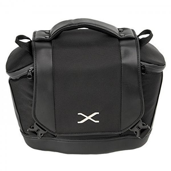 Fuji Kameratasche SC-X schwarz/silber