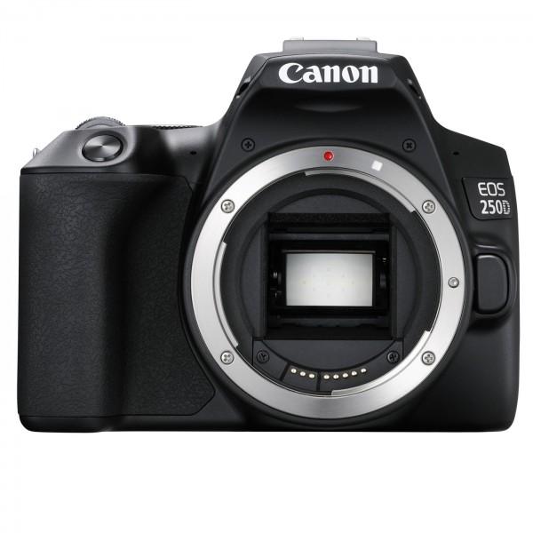 Canon EOS 250D Gehäuse, schwarz