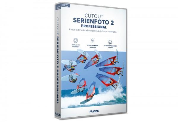 Franzis CutOut Serienfoto 2 professional