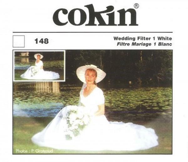 Cokin Hochzeitsfilter weiß Z-Pro / Size L
