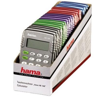 Hama Taschenrechner HOME HB108
