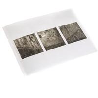 Grußkarte -3 Fenster transparent-
