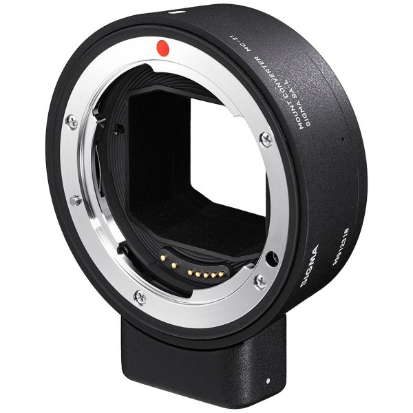 Sigma MC-21 Adapter Sigma an L-Mount