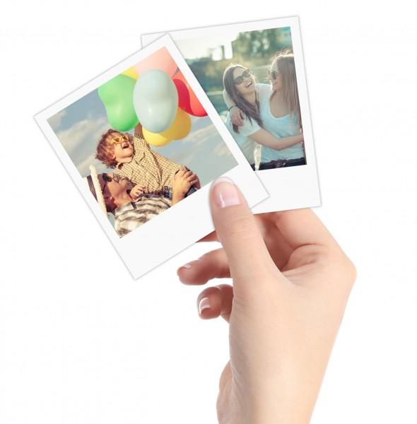 "Polaroid 3x4"" Zink Papier, 40 Blatt"
