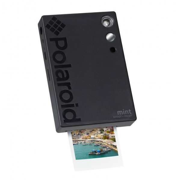 Polaroid Mint Shoot + Print, schwarz