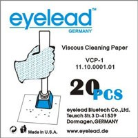 eyelead Viscose Reinigungs-Papier (Ersatz)