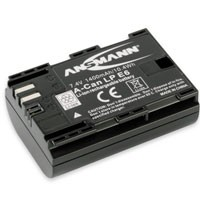 Ansmann Akku Canon LP E6 1400 mAh