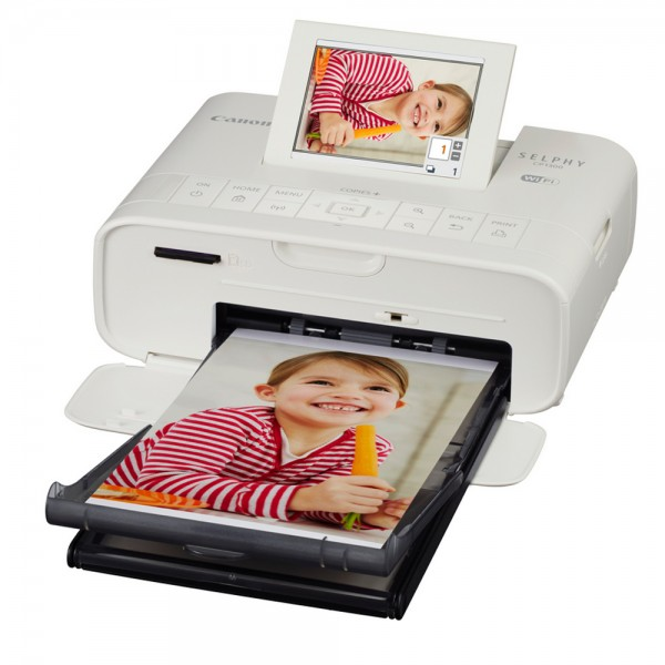 Canon SELPHY Fotoprinter CP1300, weiß