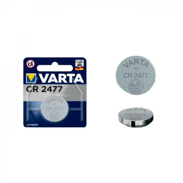 Varta Lithium Batterie CR 2477 3V