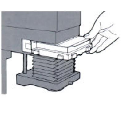 Dunco Bildbühne 25x37 mit Metallmaske
