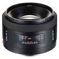 Sony Objektiv SAL 1,4/50mm