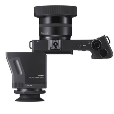 Sigma dp1 Quattro Kamera + LED Sucher