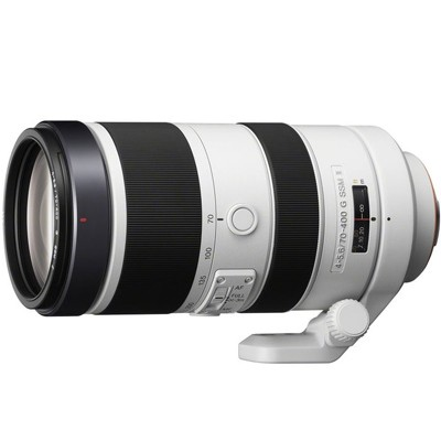 Sony Objektiv SAL 4-5,6/70-400 mm G SSM II