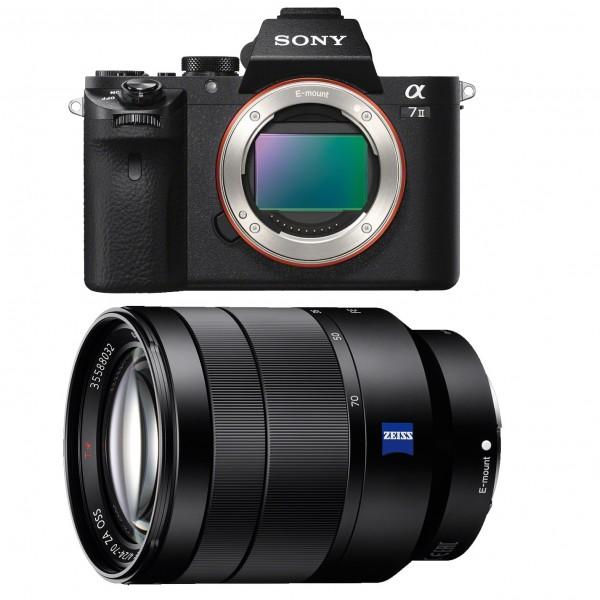 Sony alpha 7II Set + Zeiss VarioTessar 24-70mm OSS