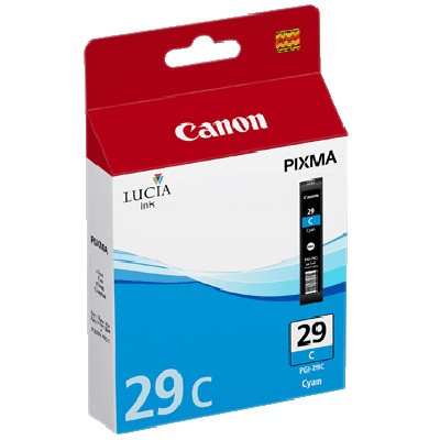 Canon Tinte PGI-29C cyan