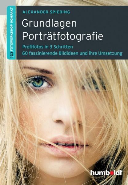 Buch: Grundlagen Portraitfotografie