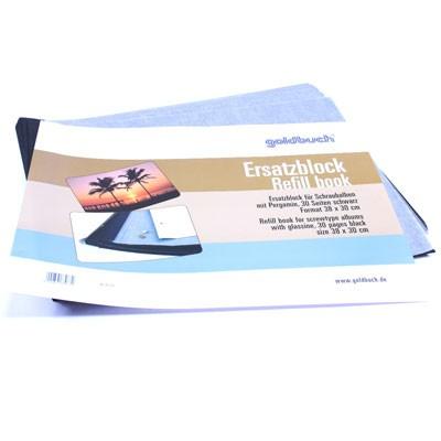 Goldbuch Erweiterungsblätter 38x30 30 Seiten