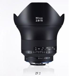 Zeiss Milvus 2,8/15 ZF.2 für Nikon