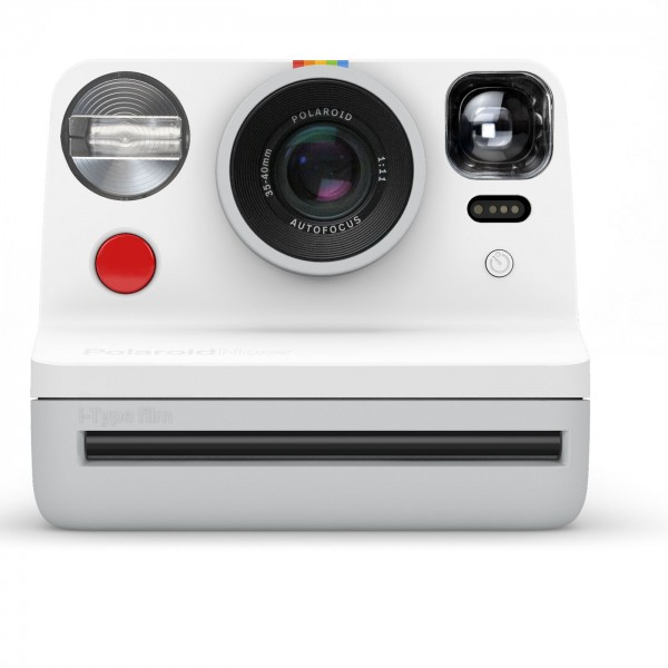 Polaroid NOW, Sofortbildkamera weiß