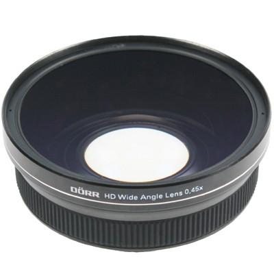 Dörr Extreme Weitwinkelvorsatz HD 0,45 X für 49 mm
