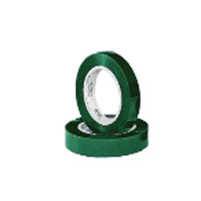 Klebeband für Leaderkarten 19mm grün Silikon