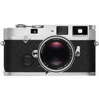 Leica MP 0.72 Gehäuse, silber verchromt