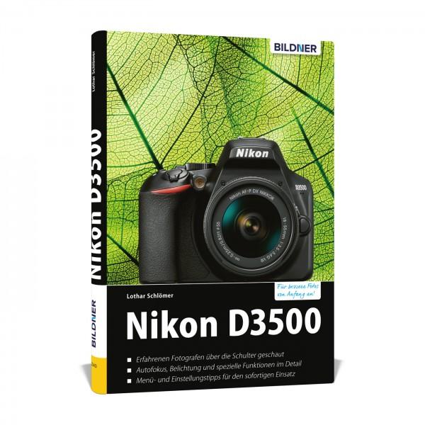 Buch: Nikon D3500