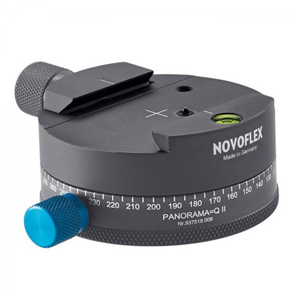 Novoflex Panoramaplatte mit Schnellkupplung Q II