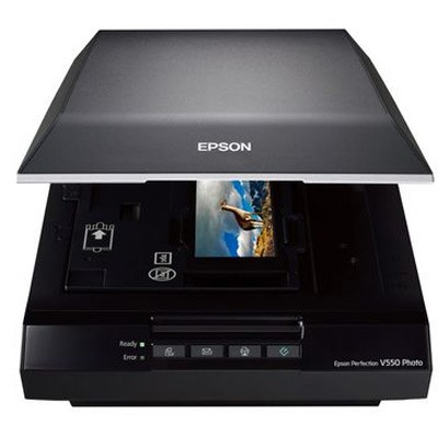Epson Perfection V550 Photo Fotoscanner