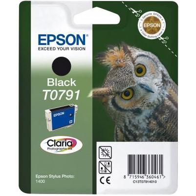 Epson Tinte T0791, schwarz