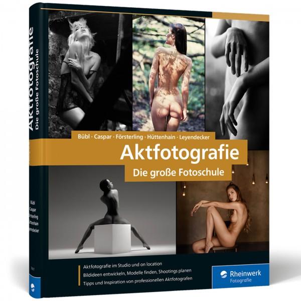 Buch: Aktfotografie - Die große Fotoschule