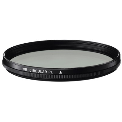Sigma WR CPL Filter 62mm