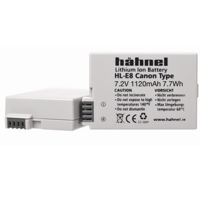 Hähnel Akku HL-PJ13 Typ Panasonic DMW-BCJ13