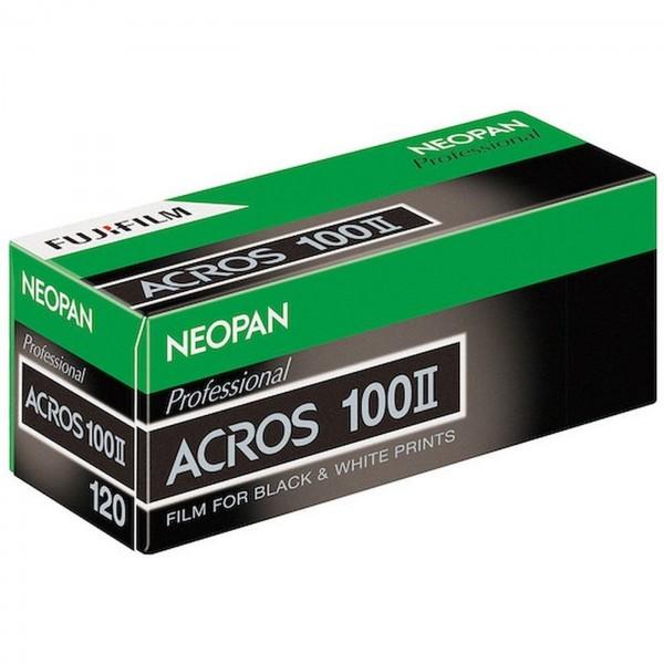 Fuji Neopan Acros II 100 120