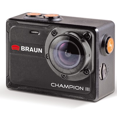 Braun Champion III Action Cam