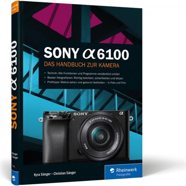 Buch: Sony a6100, Das Handbuch zur Kamera