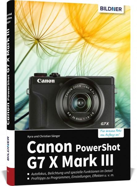 Buch: Canon PowerShot G7 Mark III