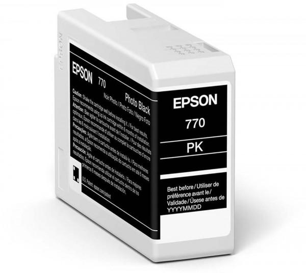 Epson Tinte T46S1 photo black