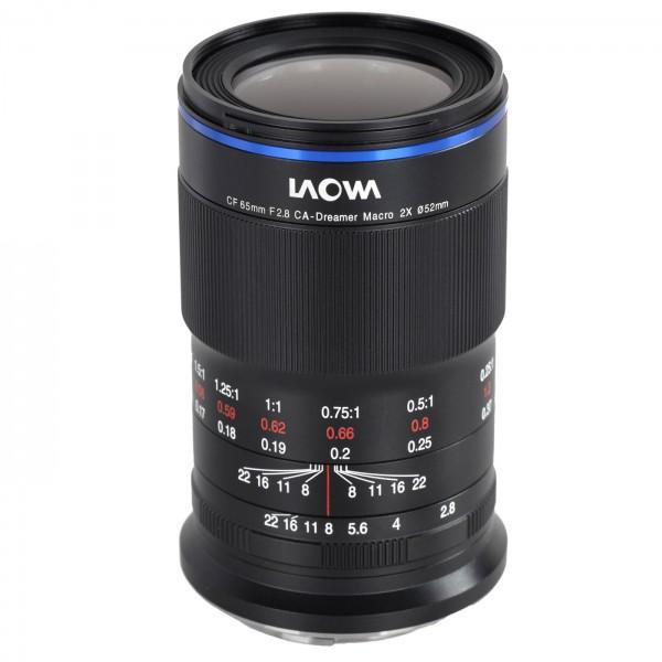 LAOWA 65mm f/2,8 2X Ultra Macro APO für Fuji X