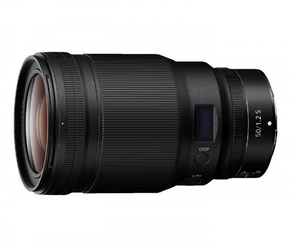 Nikon NIKKOR Z 1,2/50mm S