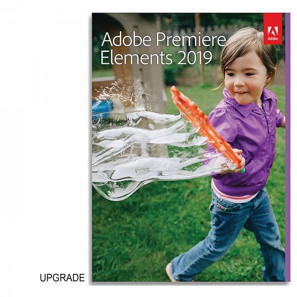 Adobe Premiere Elements 2019 dt. Mac/Win Upgrade