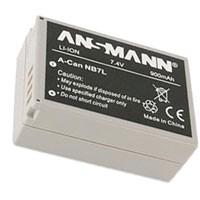 Ansmann Akku Can NB 7L, 900mAh
