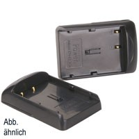 Delkin Ladeplatte 2 Stück für Panasonic CGA-S007