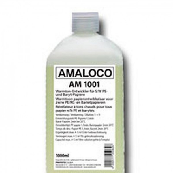 AMALOCO AM 1001 SW-Warmton-Papierentwickler 1000ml